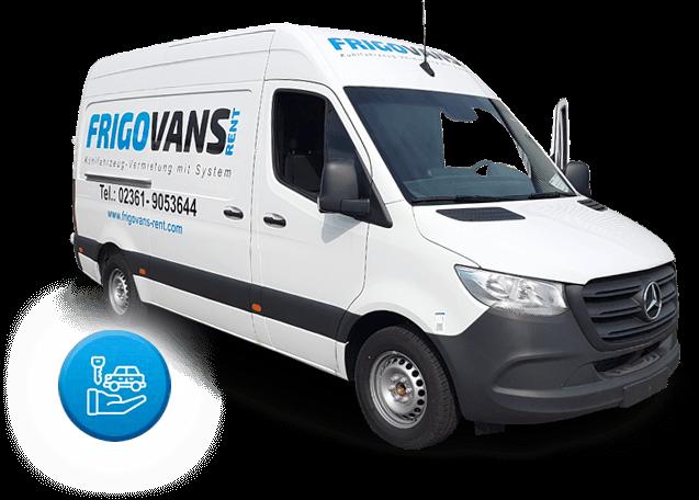 Kühlfahrzeug mieten mit System und Nachhaltigkeit mit Frigovans Rent - Ihr Dienstleister für Kühlfahrzeuge in Recklinghausen